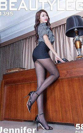 美腿Beautyleg 腿模写真 No.1395 Jennifer